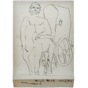 Deux Contes de Ramon Reventós (Moni). Gravures de Picasso