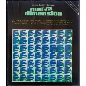 Nueva Dimensión. Revista de Ciencia Ficción y Fantasía. Junio 1974 - Número 56. Volumen extra
