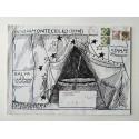 Salva la Campagna Romana!. Mostra Internazionale di Arte Postale. Montecelio, Roma, Italia, 18 settembre-3 ottobre 1982