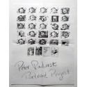 Peter Paalvast Portrait Project. [Enscheday, Holland, November 1982]