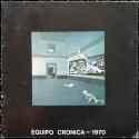 """Equipo Crónica. Obras de la serie """"Autopsia de un oficio"""". Galería Val i 30, Valencia, noviembre 1970"""