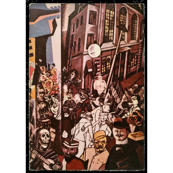 Equipo Crónica. Centro de Arte M 11, Sevilla, abril-mayo de 1975