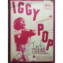 Iggy Pop. Palau Blaugrana, Barcelona, lunes 22 de junio de 1981