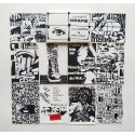 Packaging Grafie - Visual poems by Guillermo Deisler