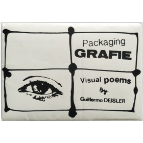 Packaging Grafie - Visual poems by Guillermo Deisler