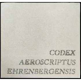 Codex Aeroscriptus Ehrenbergensis