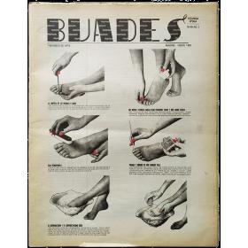 Buades. Periódico de Arte. Número 3, Enero 1985. Segunda época