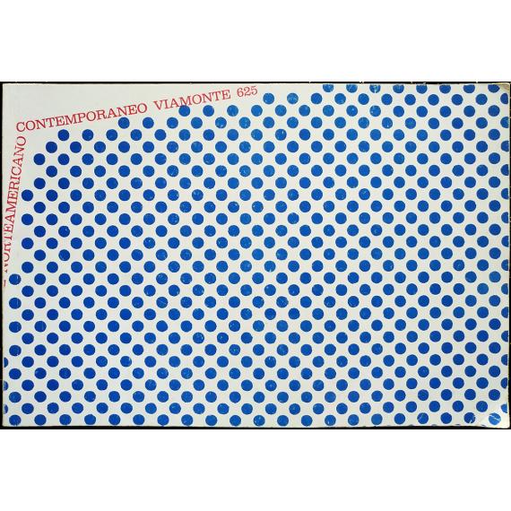 Arte norteamericano contemporáneo. Artemúltiple & Leo Castelli, Buenos Aires, del 28 de Abril al 26 de Mayo de 1981