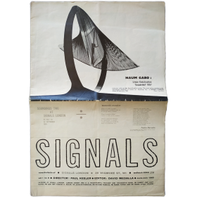 SIGNALS. Vol. 1. No. 8. June - July 1965. Soundings two at Signals London