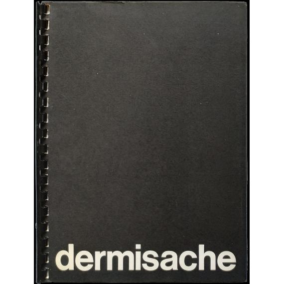 Mirtha Dermisache en Arte de Sistemas en Latinoamérica. Internationaal Cultureel Centrum, Antwerpen, Belgique, abril-mayo 1974