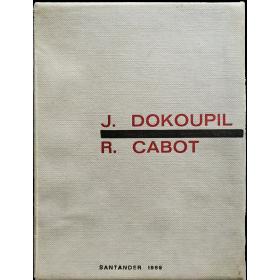 Jiri Dokoupil - Roberto Cabot. Dibujos del natural. Palacete del embarcadero, Santander, 31 de Julio - 17 de agosto 1989