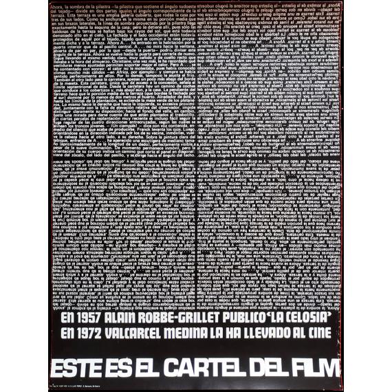 La Celosía - Isidoro Valcárcel Medina, 1972