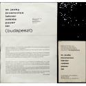 St. Jauby, Jovanovics, Lakner, Miklós, Pauer, Tót (Budapeszt). Galeria Foksal, Warzawa, maj 1972