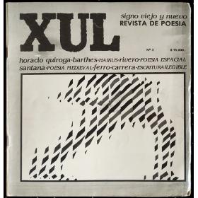 XUL. Signo viejo y nuevo. Revista de literatura, nº 3 - Diciembre 1981