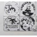 "Yo-Yo: A pocket magazine of visual art. Summer 80. nº one - ""The Badge Show"". [Forte dei Marmi, 8-16 Septiembre 1980]"