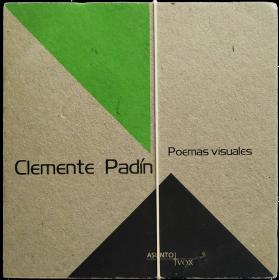 Poemas visuales - Clemente Padín