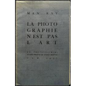 La photographie n'est pas l'art. 12 photographies