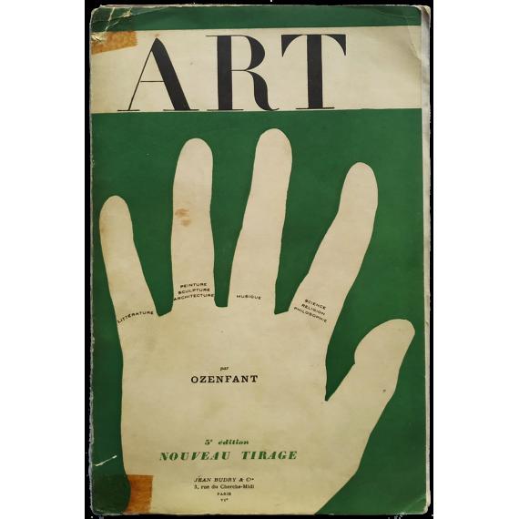 ART. I - Bilan des Arts Modernes en France. II - Structure d'un nouvel esprit