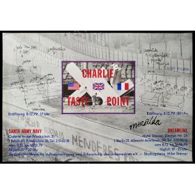 Charlie Taste Point - Miralda. Berlin, 8-12-79