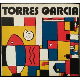 Torres García. Museo Nacional de Bellas Artes, Buenos Aires, Septiembre 1974