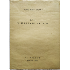 Las vísperas de Fausto