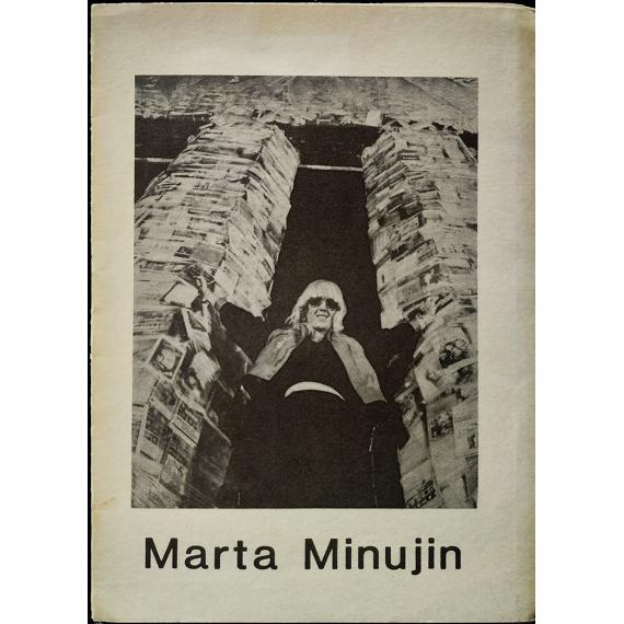 Marta Minujín. Centro Lincoln, Buenos Aires, del 7 al 25 de octubre [1984]