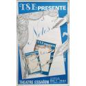 TSE presente Notes et Vierge. Theatre Essaïon, Paris