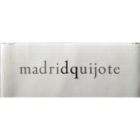 """madridquijote"", 2005-1605 (página-libro) - Eduardo Scala"