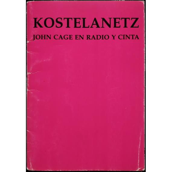 John Cage en radio y cinta