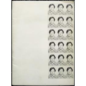 Concha Jerez - La autocensura, trabajo conceptual. Galería Propac, Madrid, del 2 al 20 de noviembre de 1976