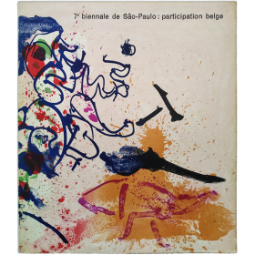 7e biennale de Sao-Paulo: participation belge. Alechinsky - Reinhoud - Marchoul