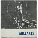 Millares. Salas de Exposiciones del Ateneo de Madrid, Febrero-Marzo 1963
