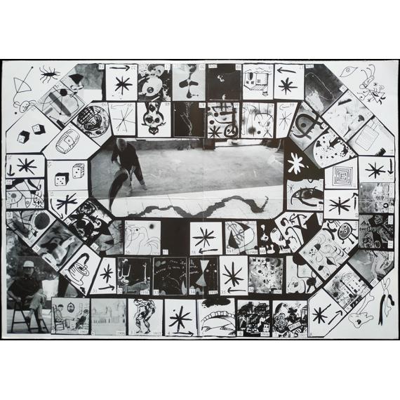 Juego de La Oca - Joan Miró