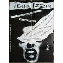La Feria del fanzine. Discoplay, Madrid, 9-16 de Marzo 1984