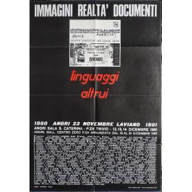 """""""Linguaggi Altrui"""". Immagini-Realtà-Documenti"""