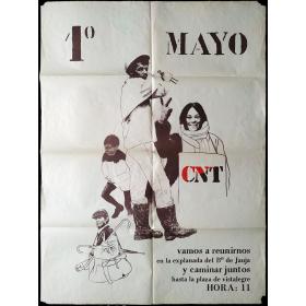 1º Mayo - CNT