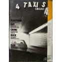 4 Taxis in Berlin. Nº 6-7. Octobre 1980