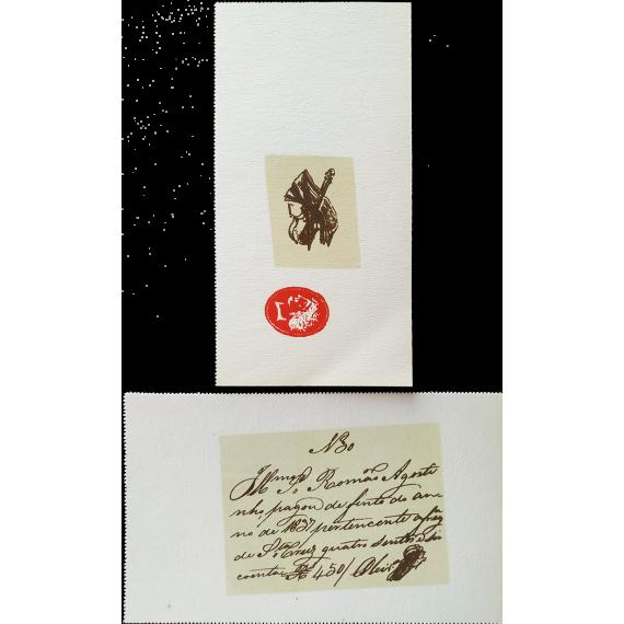A. Otero - Sérigraphie originale 1963 [KWY 12, hiver 1963]