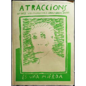 ATRACCIONS. Número 12, Agosto, 1983: Es una mierda