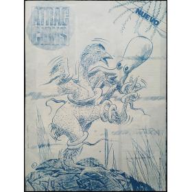 ATRACCIONS. Número 4, Julio, 1982
