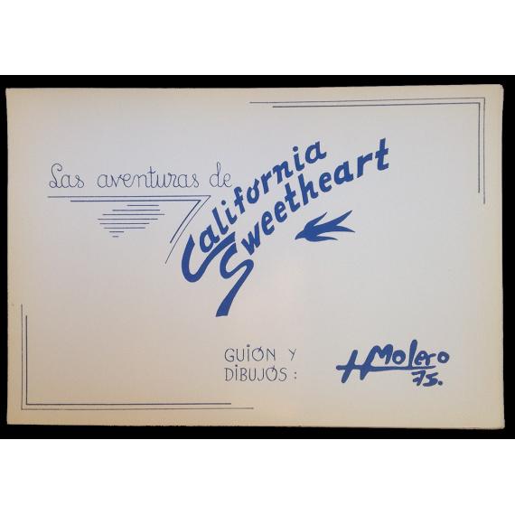 Las aventuras de California Sweetheart