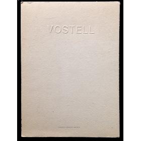 """Wolf Vostell. """"La caduta del muro"""", 11 opere - 1990. Galleria Stefania Miscetti, Roma, dicembre 1991 - gennaio 1992"""