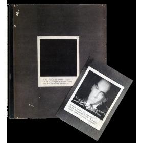 """""""200 fotografías Polaroid"""". La Sala Vinçon, Barcelona, 3 a 23 de Junio 1975 (catálogo exposición)"""